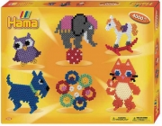 3126 Термомозаика В мире Животных Набор в коробке Hama