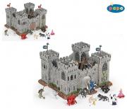 33102 МИНИ средневековый замок (пластик)  Papo