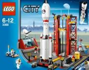 3368 City Космодром детский конструктор Lego