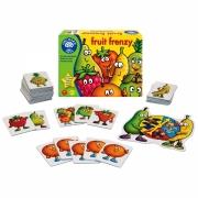 026 Развивающая игра - Веселые фрукты +4 Orchard Toys