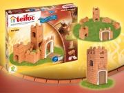 3500 Строительный набор «Небольшой замок» Teifoc