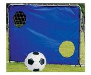 3546 Ворота футбольные сборные с экраном и сеткой