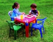 364 Стол с карманами Marian Plast
