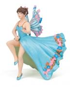 38828 Эльфа-наездница, голубая Papo