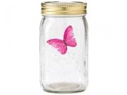 4011959 Бабочка в банке: Розовая Морфа