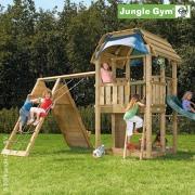 401-007-1311 Jungle Barn + Climb Module Xtra