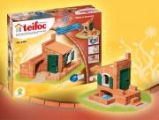 4105 Строительный набор «Домик» Teifoc