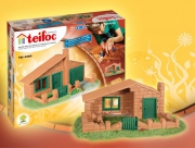 4200 Строительный набор «Дом» Teifoc