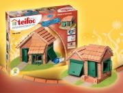 4210 Строительный набор «Домик» Teifoc