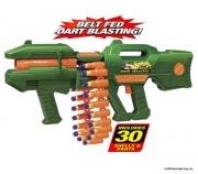 """42903 Бластер """"Тек 10"""" 10 стволов Buzz Bee Toys"""