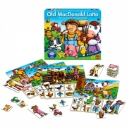 071 Развивающая игра - Лото «Дедушка МакДональд» +2 Orchard T