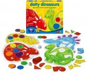 062 Развивающая игра - Пятнистые динозаврики +3 Orchard Toys