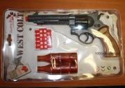 465 Игрушечный револьвер на пульках Edison