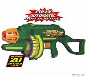 """49403 Бластер """"Томми"""" 20 выстрелов Buzz Bee Toys"""