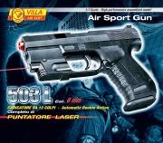 503 Пистолет детский  Villa