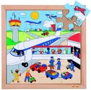 522067 Пазл «Аэропорт», серия «Транспорт»  Educo
