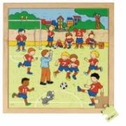 522879 Пазл «Футбол» Educo