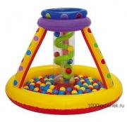 """5275 Надувной игровой центр с шарами """"Пузыри"""" Moose Mountain"""