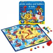 040 Развивающая игра - Пираты +5 Orchard Toys