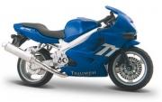 55004 Triumph TT600 Bburago