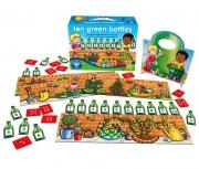 072 Развивающая игра - Десять зеленых бутылок +3 Orchard Toys