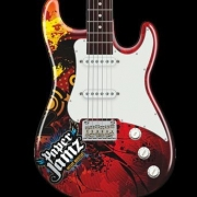 6200.02 Электрогитара сенсорная Paper Jamz Style 2 гитара детская Wow Wee