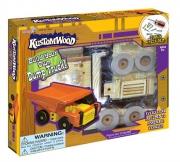 6205 Дерев. конструктор грузовик Hurricane