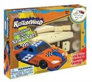 6225 Дерев. конструктор спортивный автомобиль Hurricane