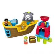 """6611 Maxi Bloks: Набор """"Музыкальный корабль пиратов"""" - Mega Bloks"""