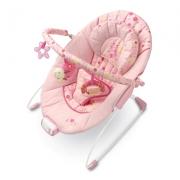 """6911 Кресло-качалка с 7-ю мелодиями """"Розовые сны"""", розовое Bright Stars"""