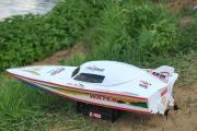 7000 Радиоуправляемый катер Racing Boat