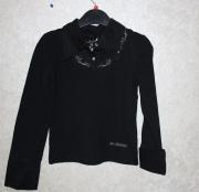 71416 Рубашка черная рост 140, 150 см.