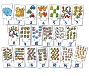 219 Развивающая игра - Пазлы «Найди и сосчитай» +3 Orchard To