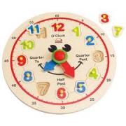743841  Счастливые  часы   Hape