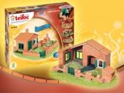 8005 Строительный набор «Дом» Teifoc