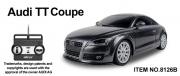8126B Радиоуправляемая машина MJX Audi TT Black (1:20)