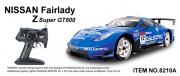8210A Радиоуправляемая машина MJX Nissan Fairlady Z Super GT500 (1:10)