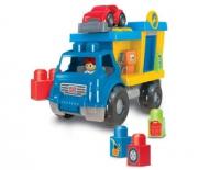 8296  Машина -Гараж Mega Bloks