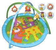 """88067 Развивающий  коврик """"Счастливые джунгли"""" Lulla Baby"""