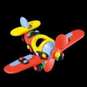 89002 Конструктор Самолет — Mic-o-Mic