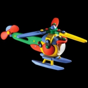 89006 Конструктор Вертолет Чеппер — Mic-o-Mic