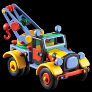 89028 Конструктор Машина с подъемным краном — Mic-o-Mic