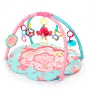 "9006 Развивающий коврик ""Райский цветок"" (5 игрушек, зеркало, 4 мелодии) Bright Stars"