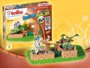 9010 Строительный набор «Сад» Teifoc