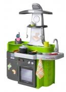 90509 Кухня, зеленая со светом Coloma