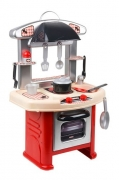 90544-30 Кухня для девочек мини, красная Coloma