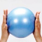 95/08 Мяч гимнастический для фитнеса Фитбол 15 см LedraPlastic