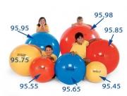 95/45 Мяч для фитнеса 45 см Ledraplastic