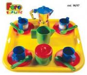 96/97 Кофейный набор для детской игровой кухни Faro