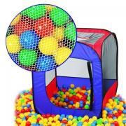 BT-0402 Палатка квадратная + 100 шаров Edu-Play